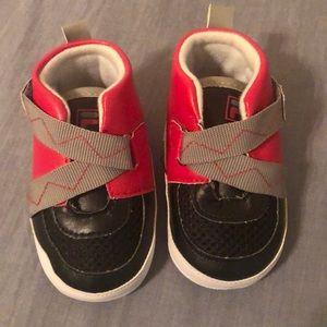 Fila soft bottom shoes